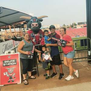 Cassie attended FC Dallas vs. San Jose Earthquakes - MLS - Military and 1st Responder Appreciation Game (see Notes) on Sep 11th 2021 via VetTix