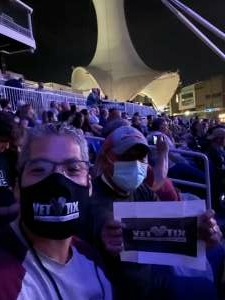 Diego Rosales attended The World's Greatest Pink Floyd Show -brit Floyd - World Tour 2021 on Sep 9th 2021 via VetTix