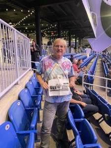 GAckison attended The World's Greatest Pink Floyd Show -brit Floyd - World Tour 2021 on Sep 9th 2021 via VetTix