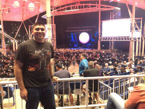 Vic Trujillo attended The World's Greatest Pink Floyd Show -brit Floyd - World Tour 2021 on Sep 9th 2021 via VetTix