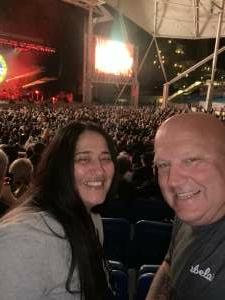 Steve F attended The World's Greatest Pink Floyd Show -brit Floyd - World Tour 2021 on Sep 9th 2021 via VetTix