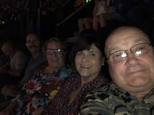Troy attended Blake Shelton: Friends and Heroes 2021 on Sep 9th 2021 via VetTix