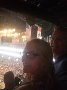 Marty K. attended Blake Shelton: Friends and Heroes 2021 on Sep 9th 2021 via VetTix