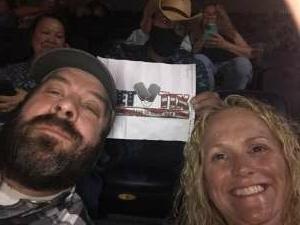 Megan R attended Blake Shelton: Friends and Heroes 2021 on Sep 9th 2021 via VetTix
