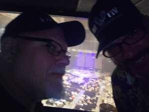 Dennis Starr attended Blake Shelton: Friends and Heroes 2021 on Sep 9th 2021 via VetTix