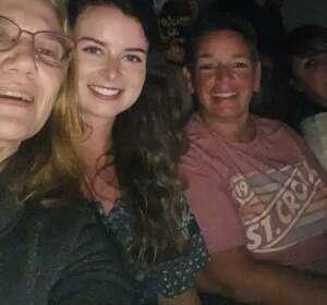 Deb Davis attended Blake Shelton: Friends and Heroes 2021 on Sep 9th 2021 via VetTix