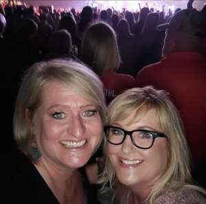 MJ attended Blake Shelton: Friends and Heroes 2021 on Sep 9th 2021 via VetTix