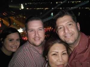 David Hyman attended Blake Shelton: Friends and Heroes 2021 on Sep 9th 2021 via VetTix