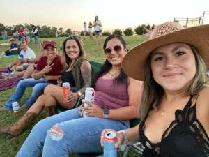 Jennifer attended Jason Aldean: Back in the Saddle Tour 2021 on Sep 11th 2021 via VetTix