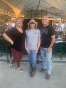 Kyle Smith attended Jason Aldean: Back in the Saddle Tour 2021 on Sep 11th 2021 via VetTix