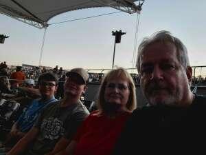 Gary attended Jason Aldean: Back in the Saddle Tour 2021 on Sep 11th 2021 via VetTix