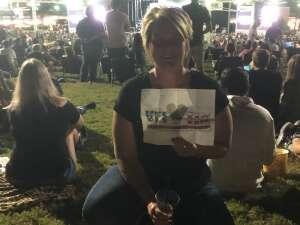 Pozzie attended Jason Aldean: Back in the Saddle Tour 2021 on Sep 11th 2021 via VetTix