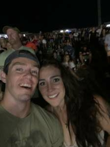 Corey attended Jason Aldean: Back in the Saddle Tour 2021 on Sep 11th 2021 via VetTix