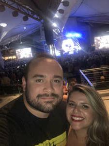 Bronson  Ketchum attended Jason Aldean: Back in the Saddle Tour 2021 on Sep 11th 2021 via VetTix