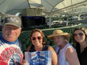 dondi  attended Jason Aldean: Back in the Saddle Tour 2021 on Sep 11th 2021 via VetTix
