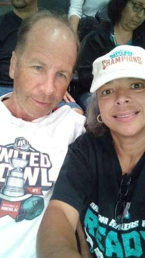 Paul Sadorf attended IFL United Bowl Arizona Rattlers V. Massachusetts Pirates on Sep 12th 2021 via VetTix