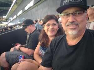 Jose attended IFL United Bowl Arizona Rattlers V. Massachusetts Pirates on Sep 12th 2021 via VetTix