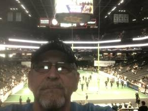 wojdaw attended IFL United Bowl Arizona Rattlers V. Massachusetts Pirates on Sep 12th 2021 via VetTix
