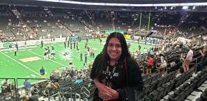 Gonzo attended IFL United Bowl Arizona Rattlers V. Massachusetts Pirates on Sep 12th 2021 via VetTix