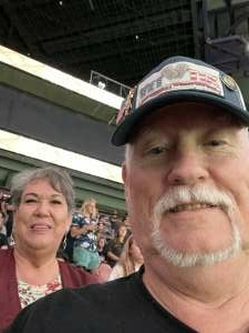Roger Cleveland attended IFL United Bowl Arizona Rattlers V. Massachusetts Pirates on Sep 12th 2021 via VetTix