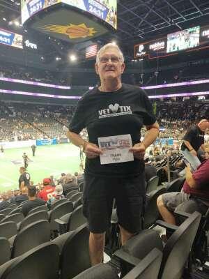 Dan Mueller attended IFL United Bowl Arizona Rattlers V. Massachusetts Pirates on Sep 12th 2021 via VetTix