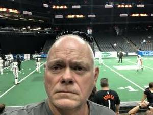 Kirk S attended IFL United Bowl Arizona Rattlers V. Massachusetts Pirates on Sep 12th 2021 via VetTix