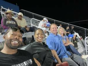 TS attended Old Dominion Monarchs vs. Hampton Pirates - NCAA Football on Sep 11th 2021 via VetTix
