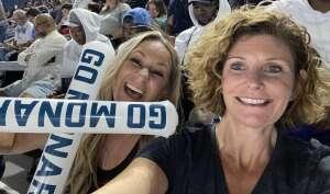 Jeanette attended Old Dominion Monarchs vs. Hampton Pirates - NCAA Football on Sep 11th 2021 via VetTix