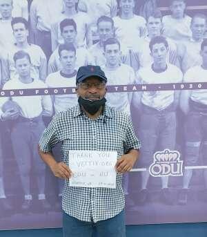 Charles B attended Old Dominion Monarchs vs. Hampton Pirates - NCAA Football on Sep 11th 2021 via VetTix
