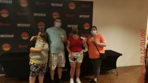 Jay P attended Murray the Magician on Sep 10th 2021 via VetTix