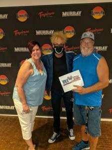 Ray Jason attended Murray the Magician on Sep 10th 2021 via VetTix