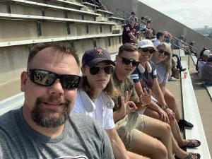 Wayne attended Texas A&M Aggies vs. University of New Mexico Lobos - NCAA Football on Sep 18th 2021 via VetTix