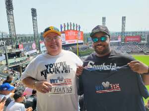 Click To Read More Feedback from Chicago White Sox vs. Boston Red Sox - MLB