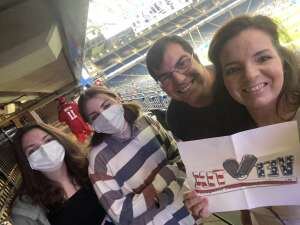 Tammi Henrie attended Detroit Lions vs. San Francisco 49ers - NFL on Sep 12th 2021 via VetTix