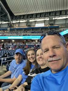 Don Bolton attended Detroit Lions vs. San Francisco 49ers - NFL on Sep 12th 2021 via VetTix
