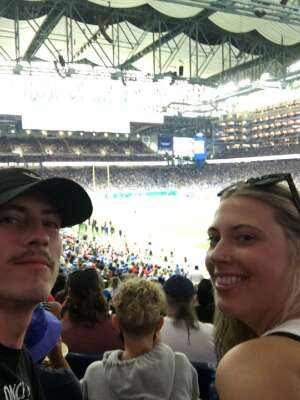 Michael attended Detroit Lions vs. San Francisco 49ers - NFL on Sep 12th 2021 via VetTix