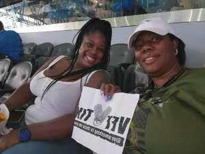 Rubin  attended Detroit Lions vs. San Francisco 49ers - NFL on Sep 12th 2021 via VetTix