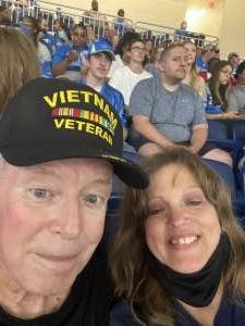 Donna  attended Detroit Lions vs. San Francisco 49ers - NFL on Sep 12th 2021 via VetTix