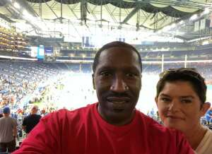 Shawn attended Detroit Lions vs. San Francisco 49ers - NFL on Sep 12th 2021 via VetTix