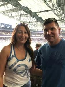 Craig attended Detroit Lions vs. San Francisco 49ers - NFL on Sep 12th 2021 via VetTix