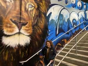 Heather C attended Detroit Lions vs. San Francisco 49ers - NFL on Sep 12th 2021 via VetTix