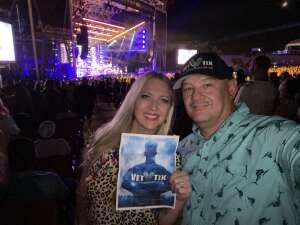 Click To Read More Feedback from Pitbull: I Feel Good Tour