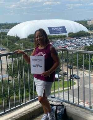 VP attended Houston Texans vs. Jacksonville Jaguars - NFL on Sep 12th 2021 via VetTix