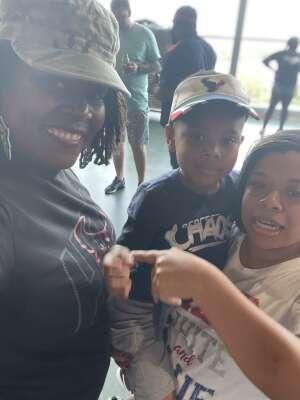 Janee'  attended Houston Texans vs. Jacksonville Jaguars - NFL on Sep 12th 2021 via VetTix