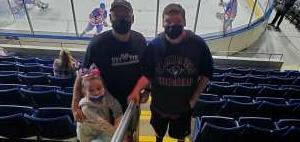 Click To Read More Feedback from Springfield Thunderbirds vs. Bridgeport Islanders - AHL