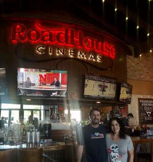 Syl attended Roadhouse Cinemas Thursday for Vets on Oct 7th 2021 via VetTix