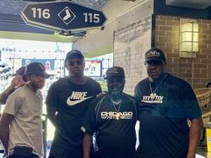 Chief Gregory attended Chicago White Sox vs. Los Angeles Angels - MLB on Sep 16th 2021 via VetTix