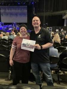Seth L attended Alabama's 50th Anniversary Tour on Sep 16th 2021 via VetTix