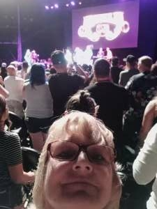 Connie M attended Alabama's 50th Anniversary Tour on Sep 16th 2021 via VetTix
