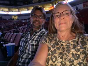 Stacey attended Alabama's 50th Anniversary Tour on Sep 16th 2021 via VetTix